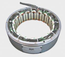 Torquemotor vom Typ RMI 200 für Antrieb mit Redundanz: Tiefseebereich (Subsea)