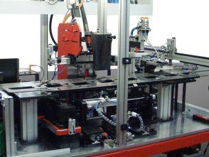 Kerbschleif- und Sprenganlage für Gleitlagerringe-1