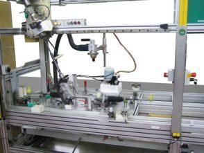 Montage- und Prüfanlage für Lenksysteme-2-01