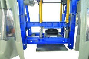 Prüfmaschine für Luftfedersysteme-2