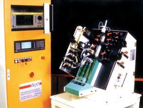 Riss- und Oberflächenprüfmaschine für zylindrische Teile-1