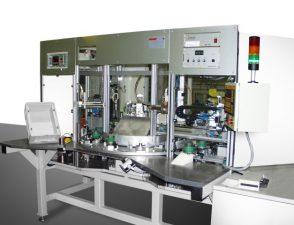 Montage- und Prüfanlage für Kupplungsausrücker-1
