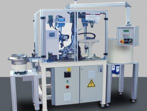 Montageanlage für Verbindungsclips-1
