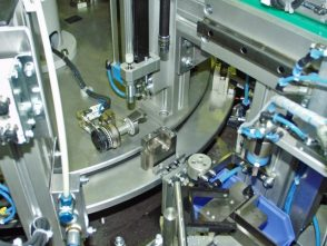 Montageanlage für Winkelarmaturen-2