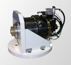 Zweiachsige Prüfkomponente (Hybridachse)